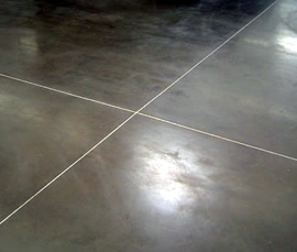Concrete floor repair and joint filling Ottawa by Concrete Polishing and Sealing Ltd.a