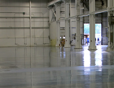 Concrete sealing of floors by professionals: Concrete Polishing & Sealing Ottawa.